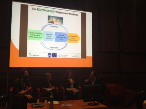 RESPONSIBILITY presentation in round table Rome 20th November 2014